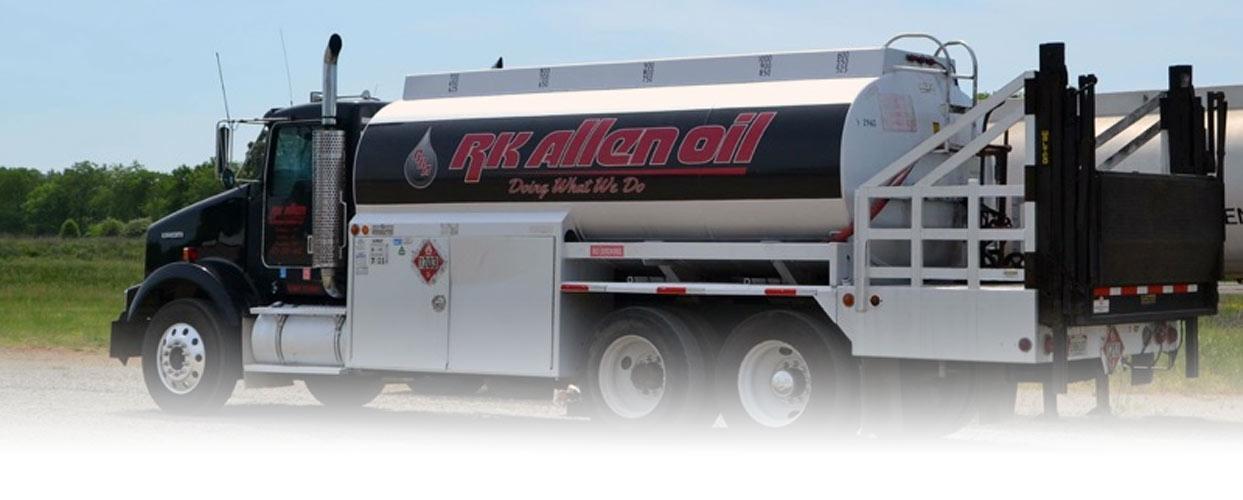 RK Allen Oil Company, Inc  | Established 1965